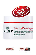 Nuxe Merveillance Expert Rich Correcting Cream/Visible Lines/Dry/Very Dry/ 50ml