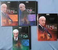 House of Cards Trilogy 3-Pack Gift Set (DVD, 2003, 3-Disc Set)