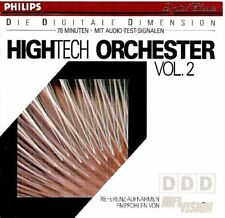 High-Tech Orchester 2 (Philips/Hifi Vision) | CD | Dvorak, Smetana, Brahms, B...