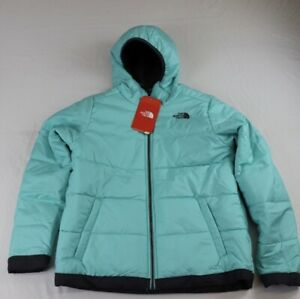 North Face Perrito Jacket Reversible Jacket girls XXS NWT