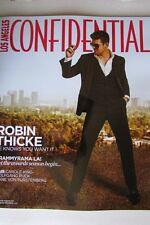 Magazine - Fashion - Los Angeles Confidential Winter 2014 - Robin Thicke