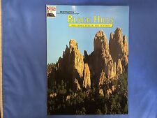 BLACK HILLS THE STORY BEHIND THE SCENERY BOOK DISCOVER AMERICA'S NATIONAL PARKS