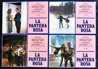 Fotobusta The Pink Panther Blake Wdwards Peter Sellers Claudia Cardinale R112