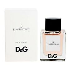D&G #3 L'Imperatrice pour Femme Dolce & Gabbana 1.6/1.7 (50ml) EDT Spray SEALED