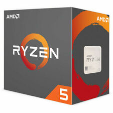 AMD Ryzen 5 1600 3.2GHz L3 Desktop Processor Boxed