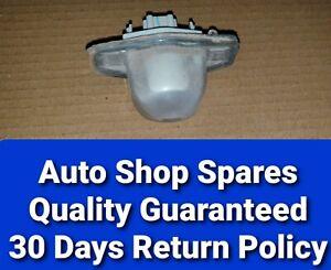 Honda Jazz 2002-2008 Rear Number Plate Light