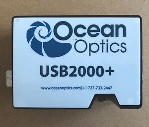 OCEAN OPTICS USB2000+VIS-NIR SPECTROMETER, 340-1020nm