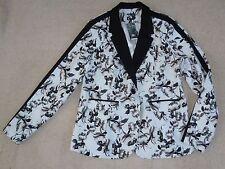 City Chic Plus Size Floral Coats, Jackets & Vests for Women