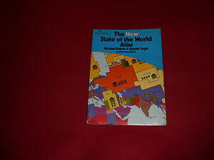 The New State of the World Atlas Paperback – by Michael Kidron