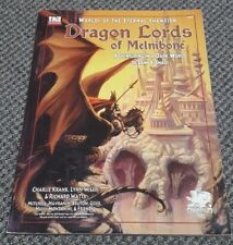 Dragon Lords of Melnibone -  D20 D&D 3.5 Dungeons & Dragons - Chaosium Inc.