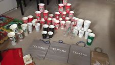 Starbucks Paper Cups , Disney , Xmas  Butterfly  Reserve  And Bags + Cards