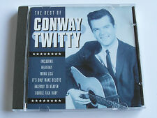 The Best Of Conway Twitty (CD Album) Used Very Good