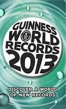 Guinness World Records by Turtleback Books (Hardback, 2013)