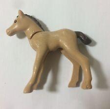 poulain cheval animal  Playmobil  tbe (b6)