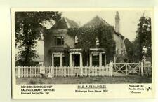 pp1370 - Pitshanger - Farm House in Pitshanger - 1902 - Pamlin postcard