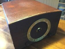 1950's Zenith Model J665 Cobra Cobra-Matic Phonograph AM Radio 1952