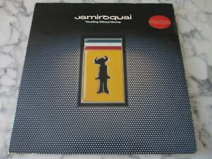 Jamiroquai ‎– Travelling Without Moving 1996 UK 2 x LP SOUL FUNK DISCO ACID JAZZ