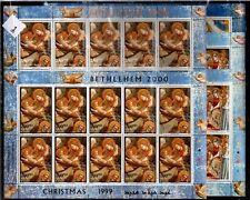 / 10X PALESTINE 1999 - MNH - PAINTING - CHRISTMAS