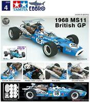 Ebro 1/12 1968 MS11 British GP Plastic Model 13001