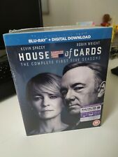 House Of Cards The Complete First Five Seasons [1-5] Blue-Ray Box Set