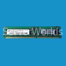HP 373029-051 1GB PC3200 ECC DDR2  416106-001