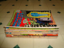 ~19x 1960s Charlton Comic LOT Atomic Mouse Phantom Unknow Forbidden Worlds D-Day