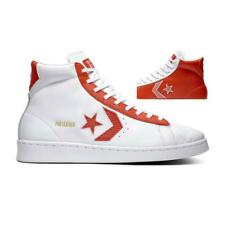 Converse 168616C PRO Leather HI Red/White Sneakers Unisex