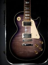 Gibson les paul traditional 2015 placid purple