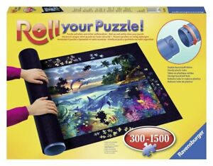 Ravensburger Roll Your Puzzle! 300 - 1500 Pieces - 17956-5 Authentic New