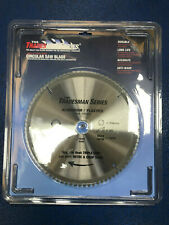 TRADESMAN ALUMINIUM AND PLASTIC FINE FINISH SAW BLADE, 250MM X 30MM X 80T