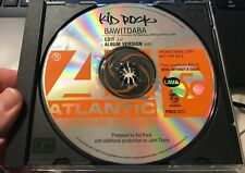 """Kid Rock """"Bawitdaba"""" promo cd single"""