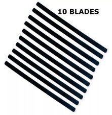 """10 x 6"""" pollici JUNIOR Seghetto Lame taglio legno plastica 24 TPI si adatta standard"""