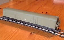 Lima  Long, bogied support Wagon to Oxford Rail's Boche Buster Gun