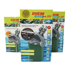 EHEIM Ecco Pro - Black - 130 / 200 / 300 External Canister Filter for Aquariums