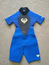Roxy Girls Toddler Wetsuit Childs Size 2G/92 EUC