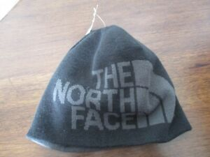 BNWT (Store Tag) The North Face Unisex adult Reversible TNF Banner Beanie, OSFA