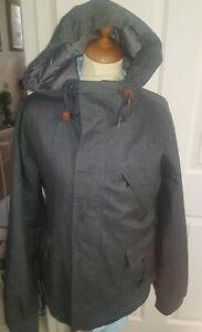 OX Mens Fabulous Windcheater Hooded Zip  up Jacket SIZE XL