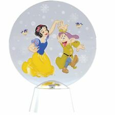 Disney Showcase 4058009 Snow White & Dopey Holidazzler Light up