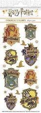 Scrapbooking Crafts Stickers Ph Vinyl Gold Trim Harry Potter Crests Hats Stars
