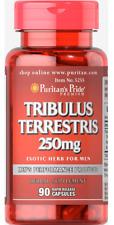 Puritans Pride Tribulus Terrestris 250mg X 90 Capsules