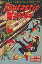 Fantastic Worlds #7 Photocopy Comic Book