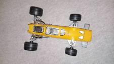 Vintage Mexico Politoys Mc Laren Formula Art FK8 Mc Gregor Metal Scala 1/32