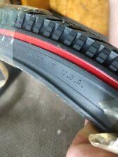 "NOS Redline USA Slick Tire  24"" Murray Eliminator Huffy Rail Sears Spyder 69 70"