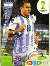 Adrenalyn XL - Rodrigo Palacio - Argentinien - Fifa World Cup Brazil 2014 WM
