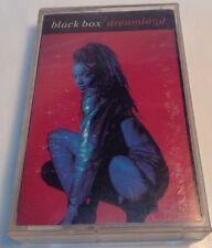 BLACK BOX Tape Cassette DREAMLAND 1990 Bmg Music Canada Rca Records 2221-4-R
