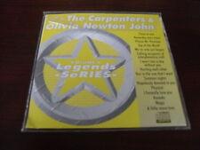 LEGENDS KARAOKE CD+G VOL 004 THE CARPENTERS & OLIVIA NEWTON JOHN NEW (low Stock)