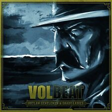 VOLBEAT OUTLAW GENTLEMEN & SHADY LADIES DOPPIO CD DELUXE EDITION NUOVO