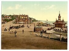 5 Photos Victorian Bournemouth East West Cliff Harbour Branksome Repro Pictures