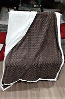 Blanket ;Super Soft Reversible throw Plush Blanket 50 x 60 inches