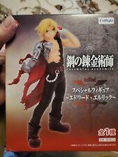 "Furyu Fullmetal Alchemist Sp Figure ""Edward Elric"" prize F/S Japan New"